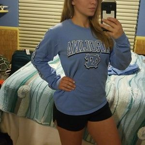 UNC Chapel Hill Champion Long Sleeve